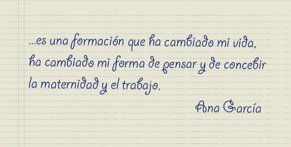 Testimonio Ana González