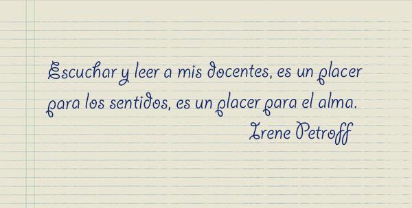 Irene Petroff