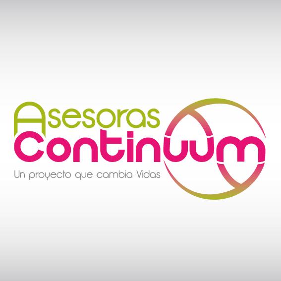 Logo Asesoras Continuum