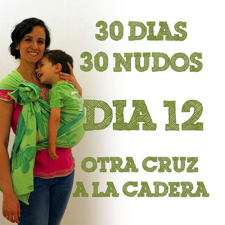 Elena López con su exitoso programa 30 día 30 nudos titular del módulo de Emprendimiento