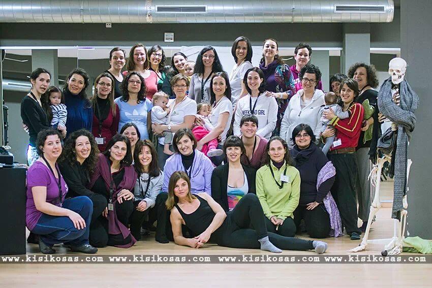 Foto de las I Jornadas Continuum. Madrid 2014