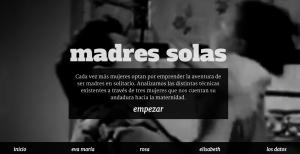 madres solas documental