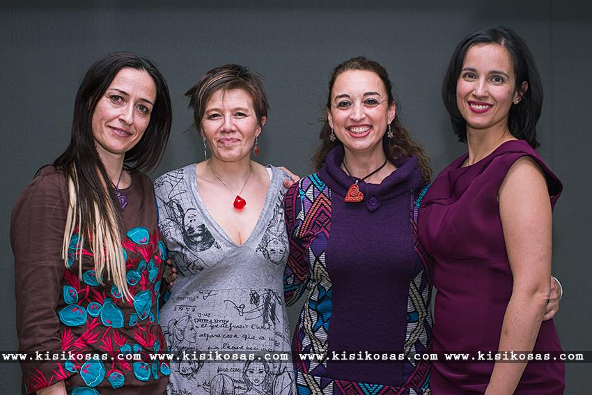 Nohemí Hervada, Mercedes Granda, Carol Doula, Elena López
