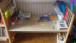 DIY: de cuna a mesa