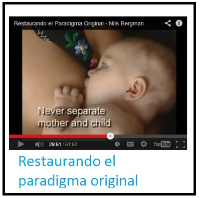 Restaurando el paradigma original: el documental