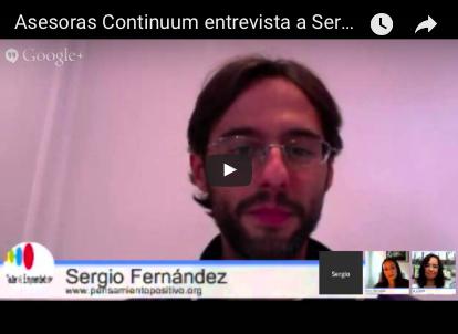 Asesoras Continuum entrevista a Sergio Fernández