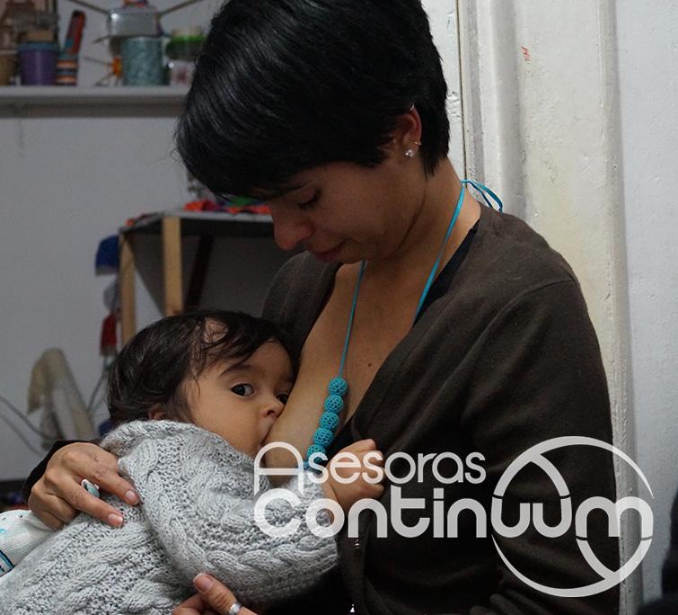 Maternar en soledad