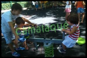 Las escuelas infantiles y la socialización de mis hijos.